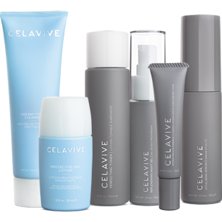 USANA Skincare Celavive Experience Pack Combination/Oily Skin