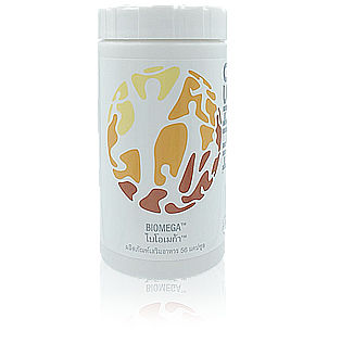 Font view USANA Optimizer Biomega (Fish oil)